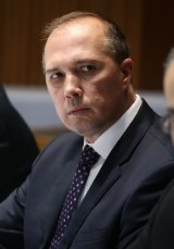 Immigration Minister Peter Dutton survived the sweeping frontbench reshuffle.