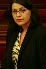 Victorian Families Minister Jenny Mikakos.