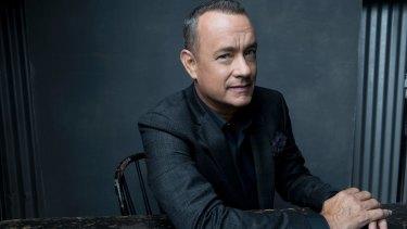 Actor and creator of Hanx Writer, Tom Hanks.