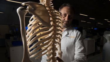 Professor Bryce Vissel, from the Centre for Neuroscience and Regenerative Medicine at UTS, will start a trial that aims to help paralysed people move again.