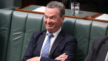As education minister, Christopher Pyne also promised to come up with a simple set of alternatives to Gonski funding.