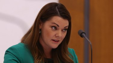 Greens senator Sarah Hanson-Young, a prominent critic of offshore detention and the major parties' asylum seeker policies, made the official visit to Nauru for four days in December 2013.