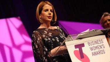 HR Junction managing director Belinda Brosnan won the startup award.