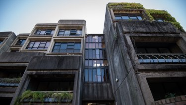 The Sirius building is antiquated and unfit-for-purpose, says NSW minister Dominic Perrottet.