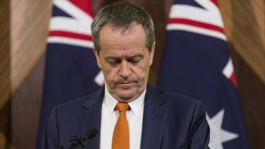 On trial: The test of Bill Shorten's leadership will be how he performs during the new term.