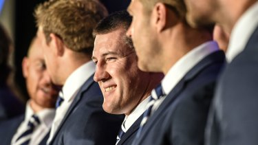 The future is game two: NSW skipper Paul Gallen questioned the idea of planning for the future in Origin football.