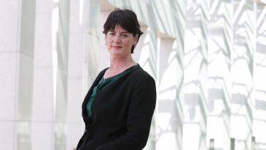 Law Council of Australia president Fiona McLeod.
