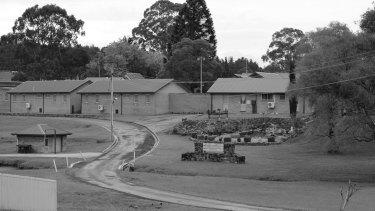 Glen Innes jail.