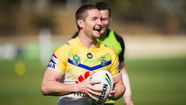 Raiders captain Jarrod Croker wants to soak up the finals atmosphere this campaign.