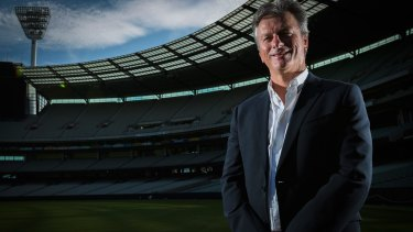 Legend: Former Australian cricket captain Steve Waugh.