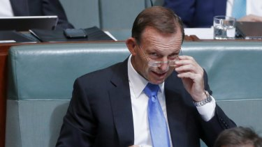 Former Prime Minister Tony Abbott spent more in domestic travel than the previous three prime ministers before him.