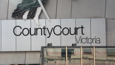 The County Court.