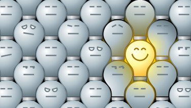 Bright light: We have to innovate faster to keep up with the pace of growth. Illustration: iStock