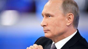 Many Russians credit President Vladimir Putin with restoring national pride.