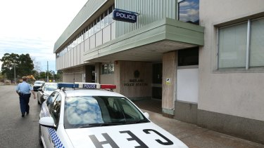 The woman died just five hours after she was taken to Maitland Police Station.