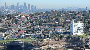 The ten Sydney suburbs with the most lawyers were an average of only 4 kilometres from the CBD.