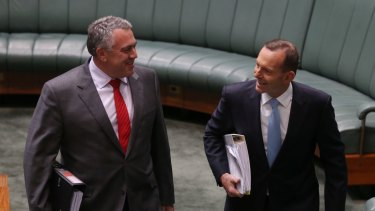 The onus is on Joe Hockey and Tony Abbott to make the case for GST reform.