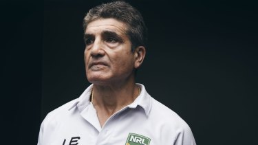 Concerns: League legend Mario Fenech.