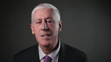 Former disability discrimination commissioner Graeme Innes