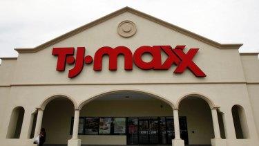 A T.J. Maxx store in Hialeah, Florida