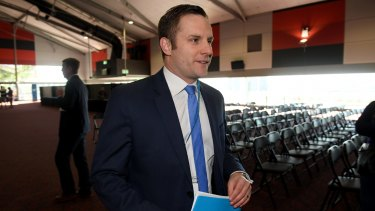Assistant Immigration Minister Alex Hawke has become the latest MP to face questions over his status, based on his Greek heritage.