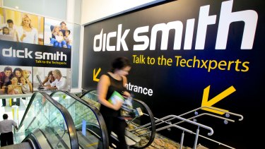The strategy promises to boost sales and margins by attracting customers who do not  shop with Dick Smith.