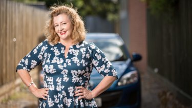 Georgina McEncroe says a new female-only ride sharing app will make travelling safer for women.