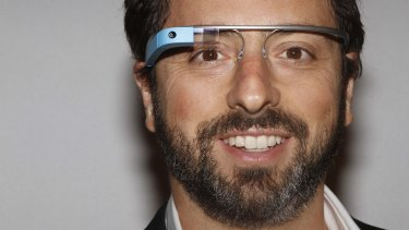 Google CEO and co-founder Sergey Brin.