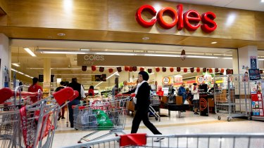 Pay and conditions for 77,000 staff at Coles are under review in a high-stakes legal case.