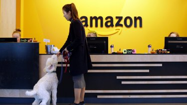 Retailers such as Amazon are prevented from entering banking services - but that could change, according to suggestions by the US bank regulator.