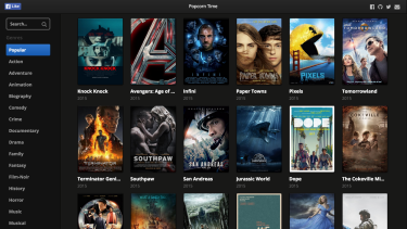 The new Popcorn Time spinoff web app means pirating a recently released film is now just a couple of clicks away.