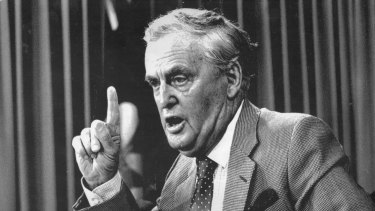 Sir Joh Bjelke-Petersen approached the prime ministership like a steamroller.