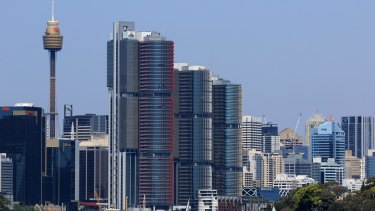 Sydney's economic output last year could be likened to Hong Kong or Malaysia.