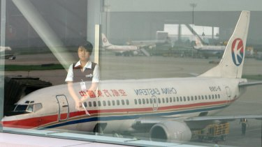 China Eastern airline is looking at expansion.