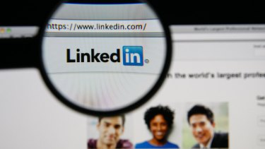 Time to change your LinkedIn password.
