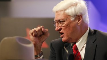 Bob Katter was a former Nationals MP who went rogue.