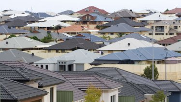 The price of homes close to CBDs has risen much more quickly than houses on the outer areas.