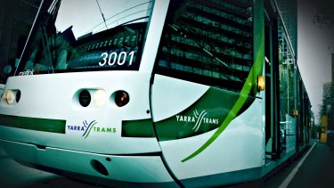 A poor result for Yarra Trams and a massive frustration for late-for-work commuters.
