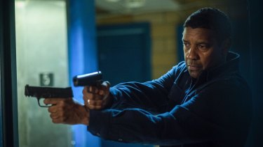 Denzel Washington as the neighbourhood oracle who unleashes his violent skills only when necessary in Equalizer 2.