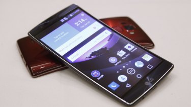 The LG G Flex 2 is an improvement in terms of specifications, but is still stubbornly different.