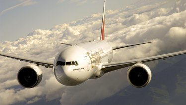 Emirates will fly its Boeing 777-200LR from Dubai to Auckland.