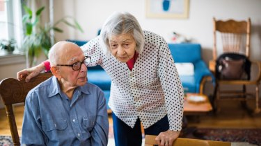 If you want to build or maintain close intimate relationships, it pays to really listen: Isaac and Rosa Blum, seen here at home in Brooklyn, became teenage sweethearts 75 years ago.