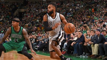 Patty Mills has emerged as a leading force for the San Antonio Spurs in 2016.