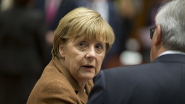 Angela Merkel has taken Germany's complaints about Facebook straight to the top.