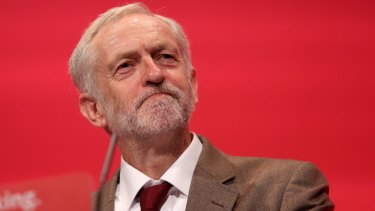 Jeremy Corbyn, leader of Britain's opposition Labour Party, has called for compassion for the asylum seekers flooding into Europe.
