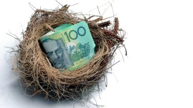 Most Australians don't have anywhere near $1 million saved for retirement.