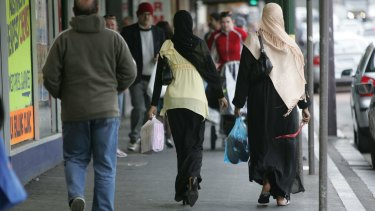 The poll that showed half of all Australians wanted to ban Muslim immigration has been excoriated by Monash University professor Andrew Markus.