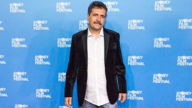 Delighted ... Aquarius director <i>Kleber Mendonca Filho</i>.