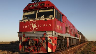 The Ghan and the Indian Pacific train service ownership has changed again after just 16 months as Quadrant Private Equity takes over.
