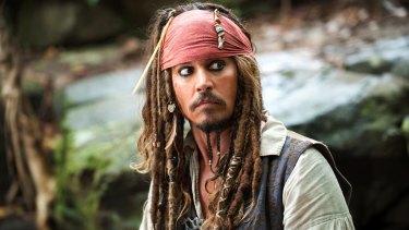 The Jack Sparrow award had to go to Chevron.